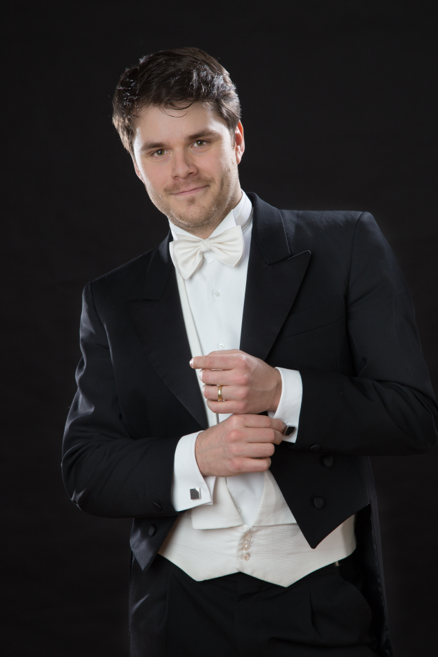 Nicholas Carter announced as Chief Conductor of Adelaide Symphony Orchestra