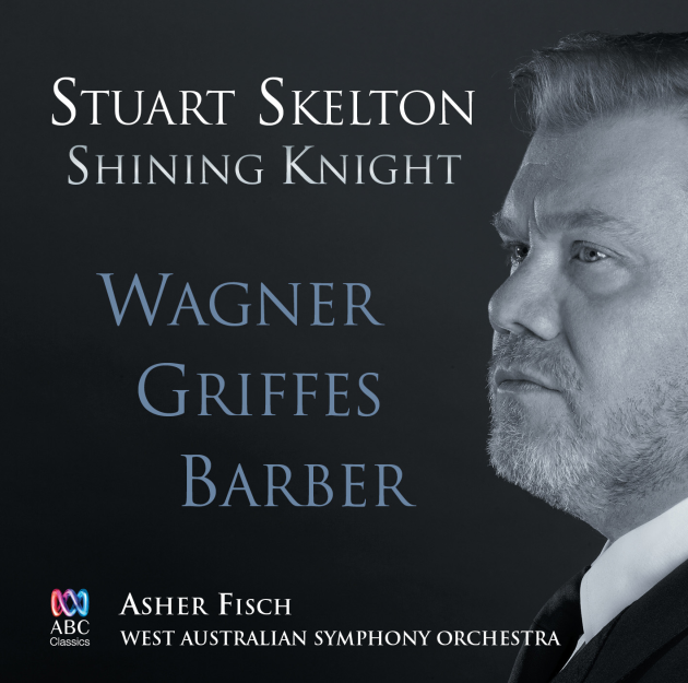 Stuart Skelton releases his first solo album Shining Knight on 27 July 2018