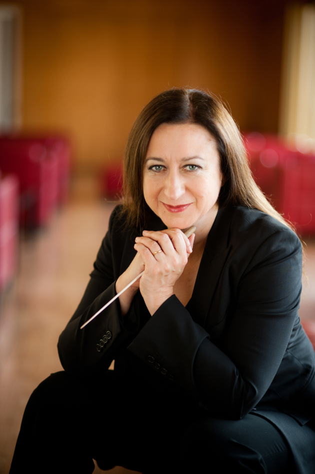 Simone Young Bavarian Radio Symphony Orchestra Debut November 9